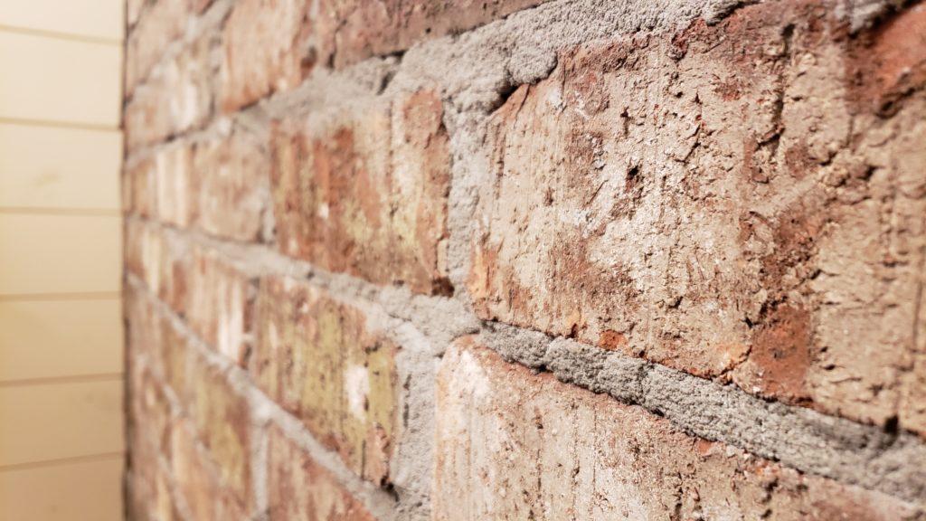 Interior brick