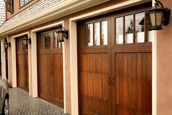 Prevent Wood Rot Over Garage door!
